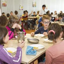 Restauration scolaire - Tulle